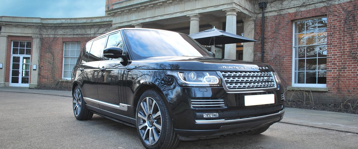 bs range rover autobiography